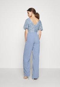 Lace & Beads - MAISON - Jumpsuit - blue - 2