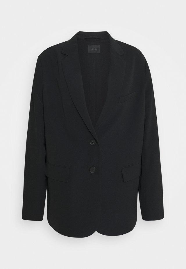 NADIRA - Manteau court - black