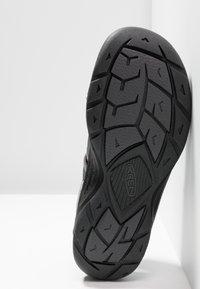 Keen - EVOFIT ONE - Chodecké sandály - heathered black/magnet - 4