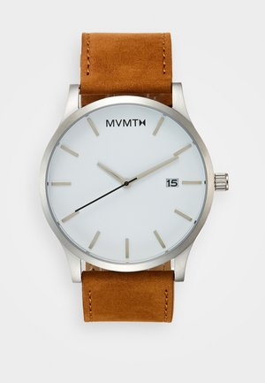 CLASSIC  - Watch - white/tan