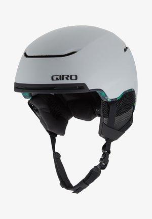 JACKSON MIPS - Helmet - matte light grey/moss