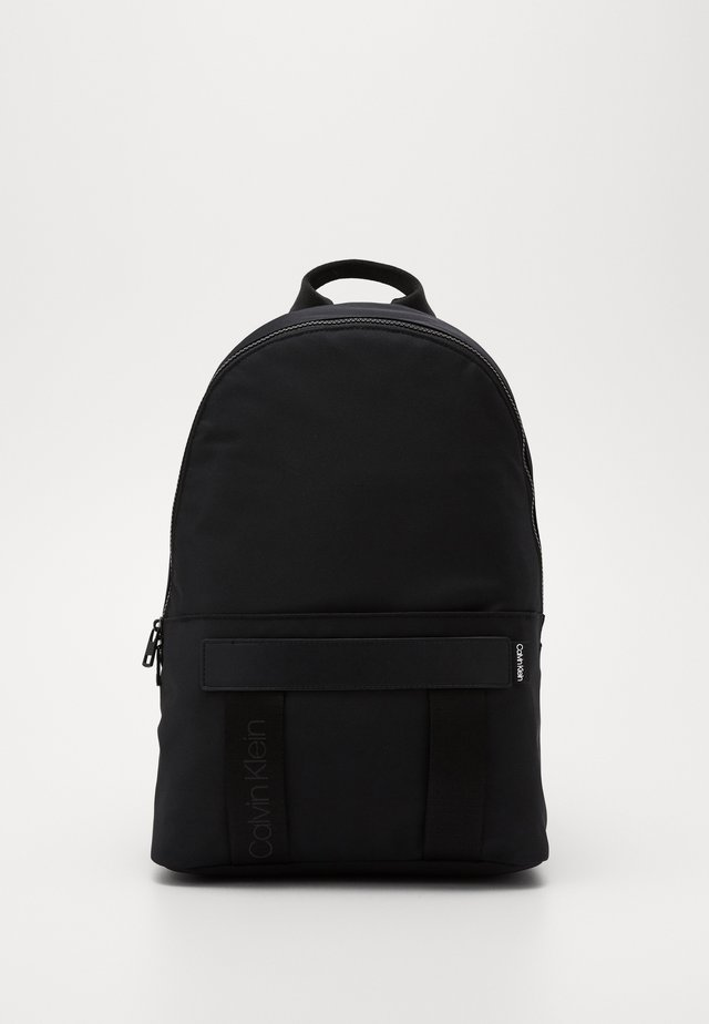 NASTRO LOGO BACKPACK - Ryggsäck - black