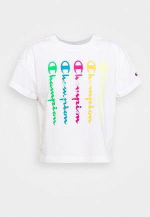 CREWNECK  - Camiseta estampada - white