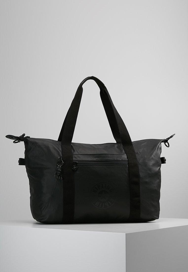 Kipling ART - Shoppingveske - raw black/svart pCV5TmuGK1QmlEI