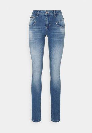 ALEXA HIGH WAIST - Jeans Skinny Fit - fanama
