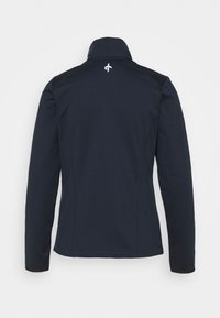 Cross Sportswear - WOMENS TECH FULL ZIP - Fleecová bunda - navy - 1