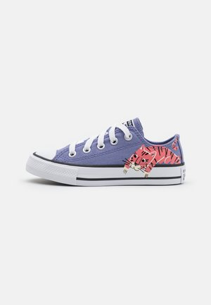 CHUCK TAYLOR ALL STAR JUNGLE CATS UNISEX - Sneakers - slate lilac/white/pink salt