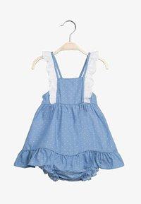 Dadati - Day dress - blue - 0