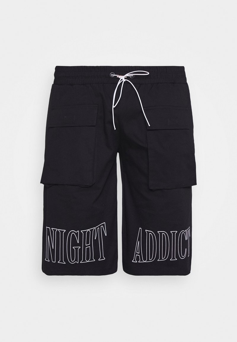 Night Addict - Shorts - black