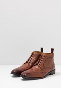 Melvin & Hamilton - FREDDY - Smart lace-ups - remo tan - 2