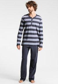 Schiesser - SET - Pyjama set - anthrazit - 0