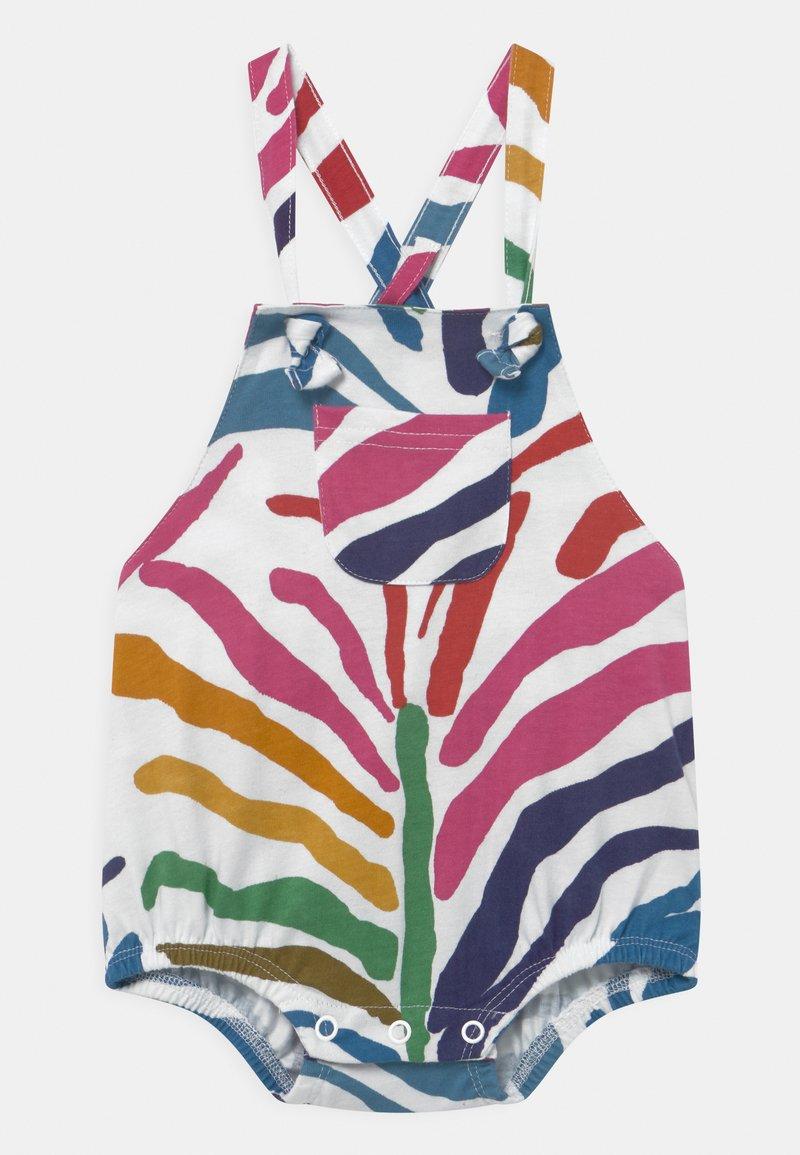 Never Fully Dressed Kids - BABIES ZEBRA ROMPER - Jumpsuit - multi-coloured