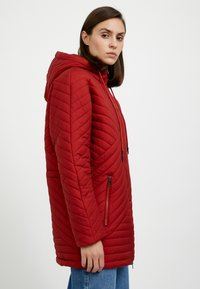 Finn Flare - Down jacket - red-brown - 3