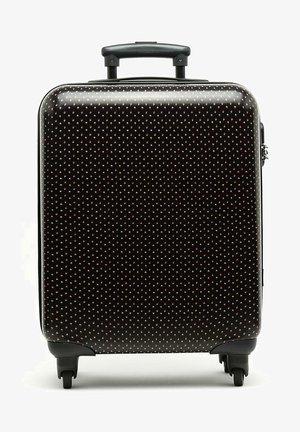 FLORI  - Wheeled suitcase - black