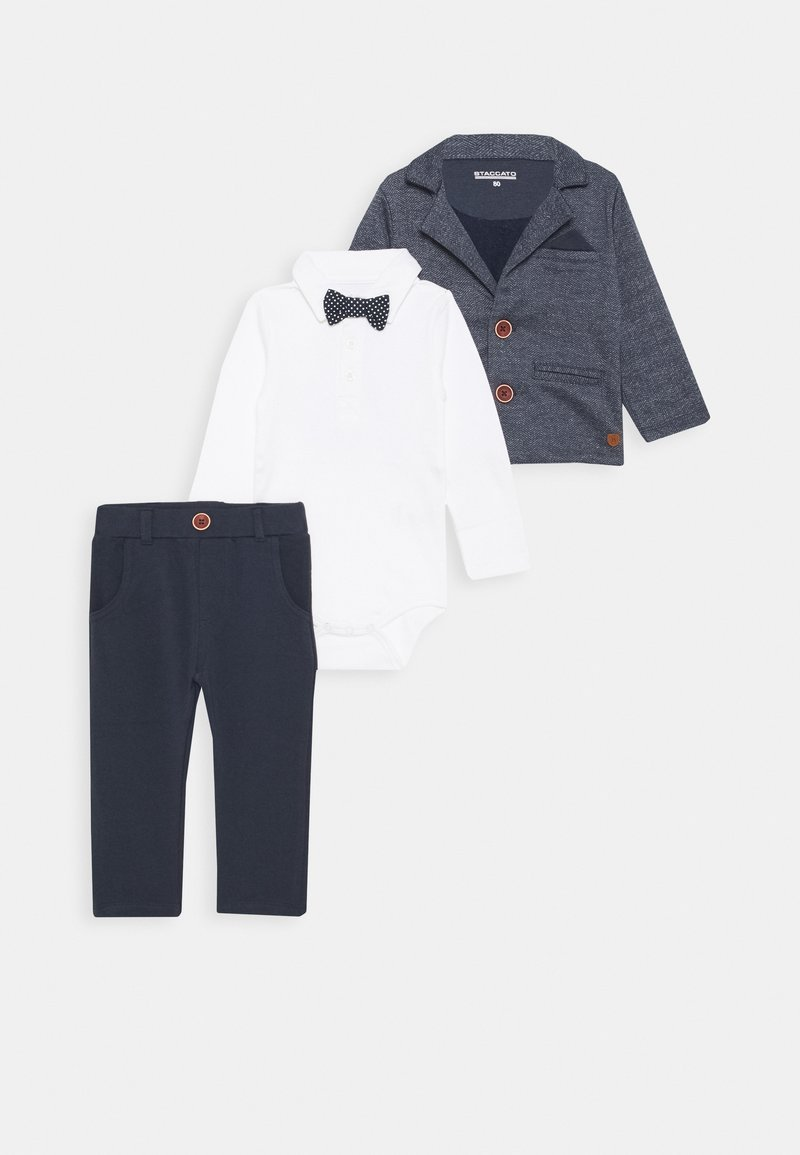 Staccato - FESTIVE SET - Suit - mottled grey