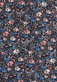 Hollister Co. - CHAIN CINCH MIDI - A-line skirt - blue - 6