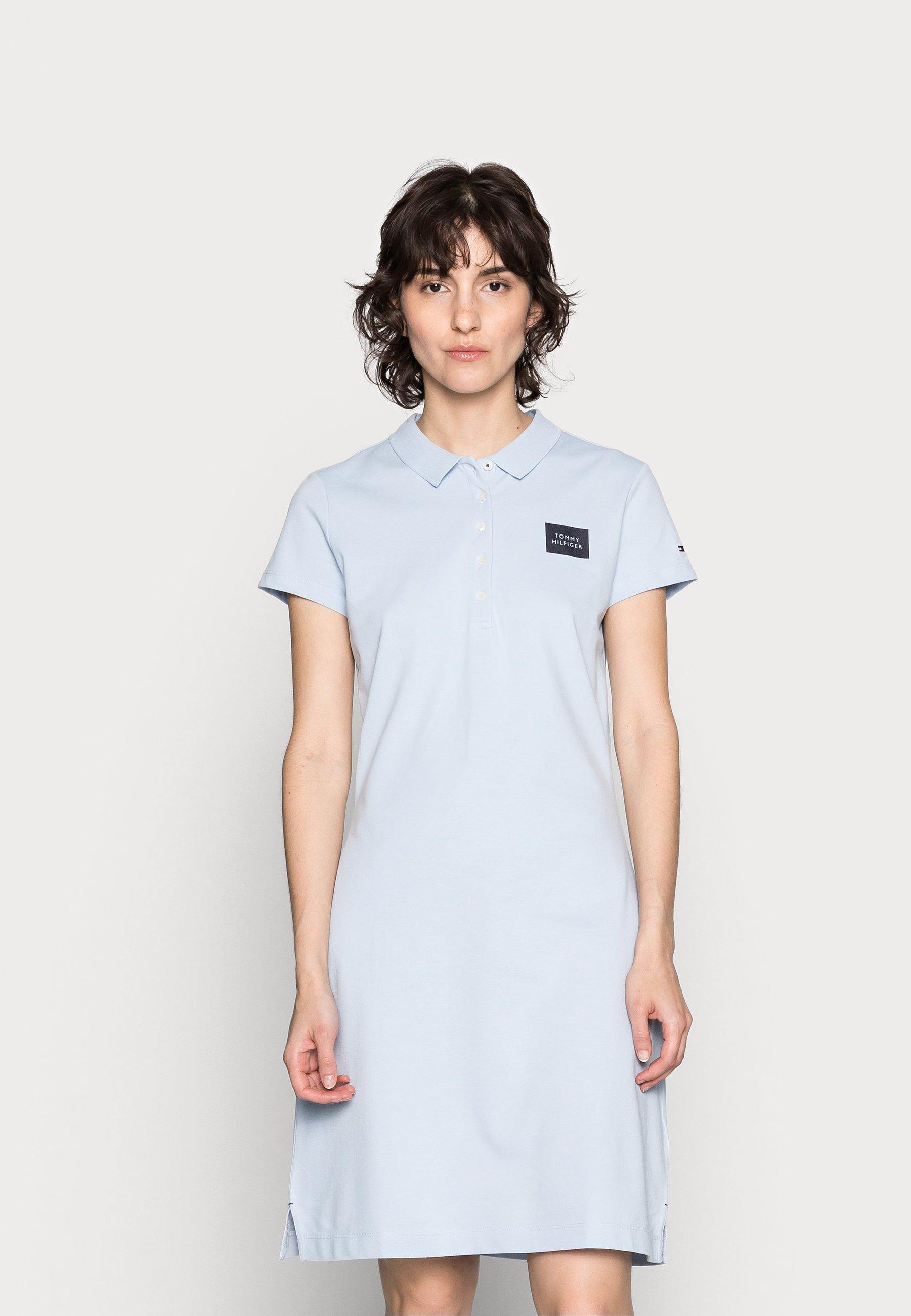 Damen ABO SLIM POLO DRESS - Freizeitkleid