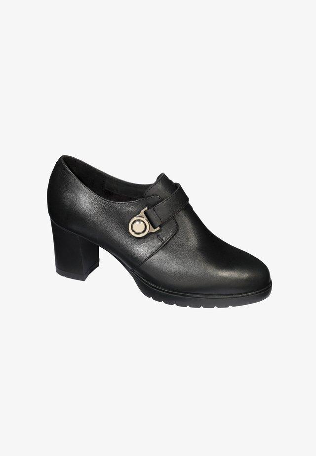 Platform heels - schwarz