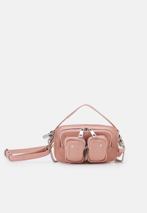 HELENA SMOOTH - Across body bag - rose