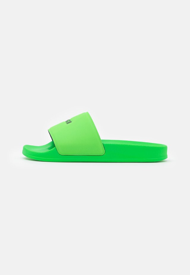 SLIDES - Ciabattine - mint