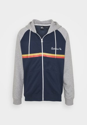 EVERYDAY SCREEN ZIP - veste en sweat zippée - navy blazer