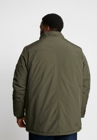 Cars Jeans - DEMSEY PLUS - Parka - army - 3
