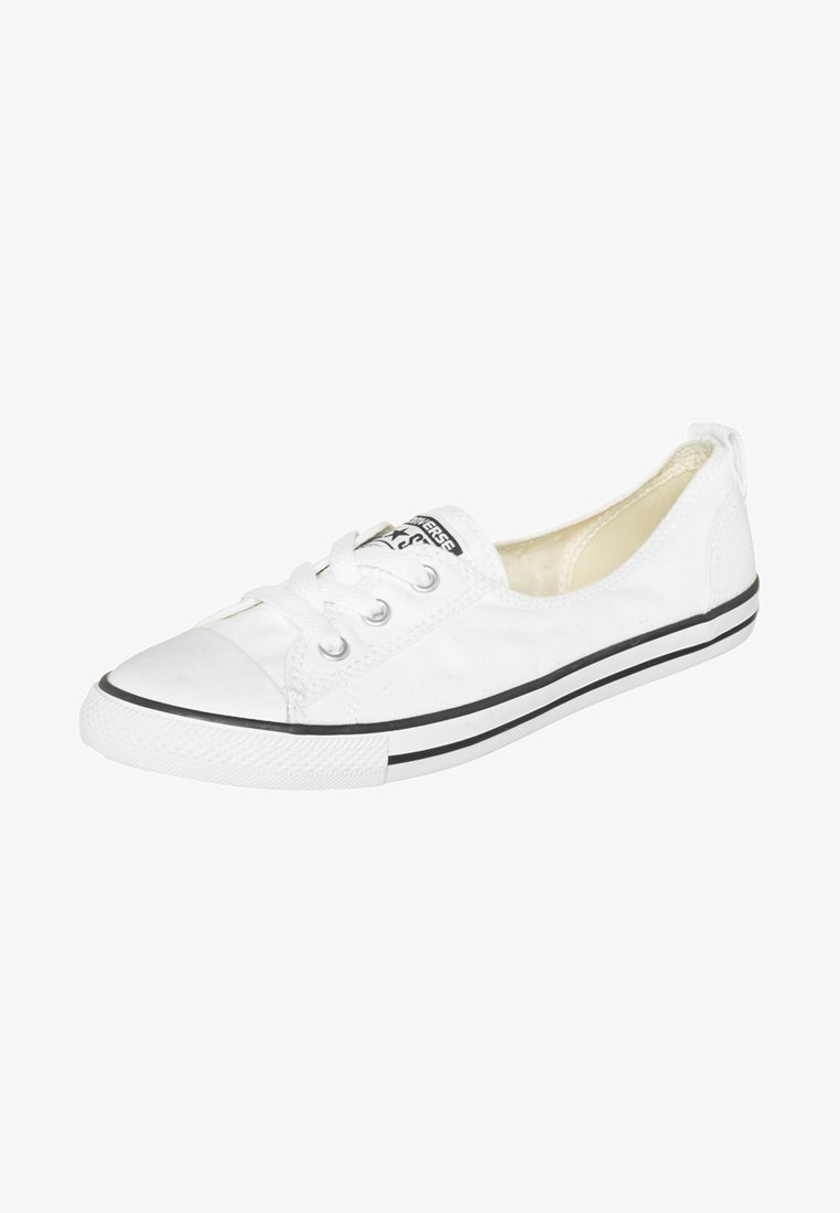 Converse - CHUCK TAYLOR ALL STAR BALLET LACE - Zapatillas - white