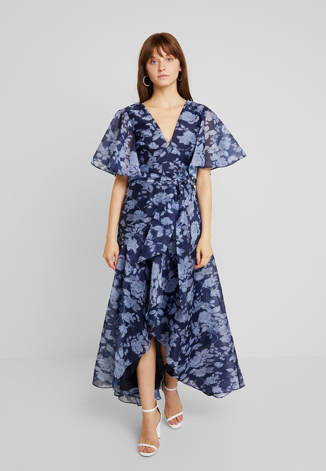 HALO GOWN - Robe de cocktail - navy
