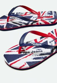 Pepe Jeans - DORSET BEACH JACK - Pool shoes - azul marino - 3