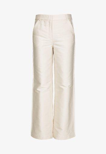HAILEY FLARE - Kalhoty - cream