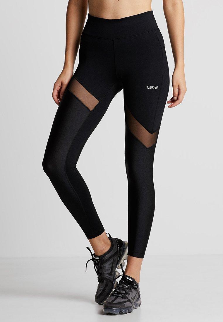 Casall - LUX - Legging - black