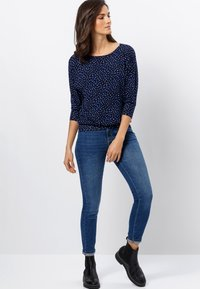 zero - Long sleeved top - dark blue