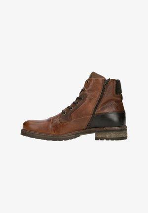 ELEGANTE - Veterboots - brown