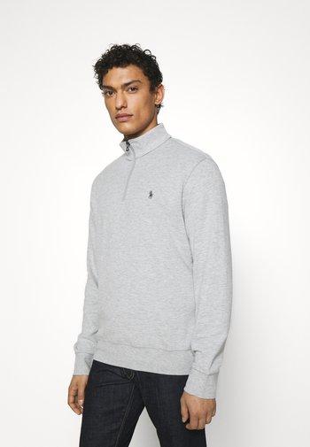 DOUBLE LONG SLEEVE - Sweatshirts - andover heather
