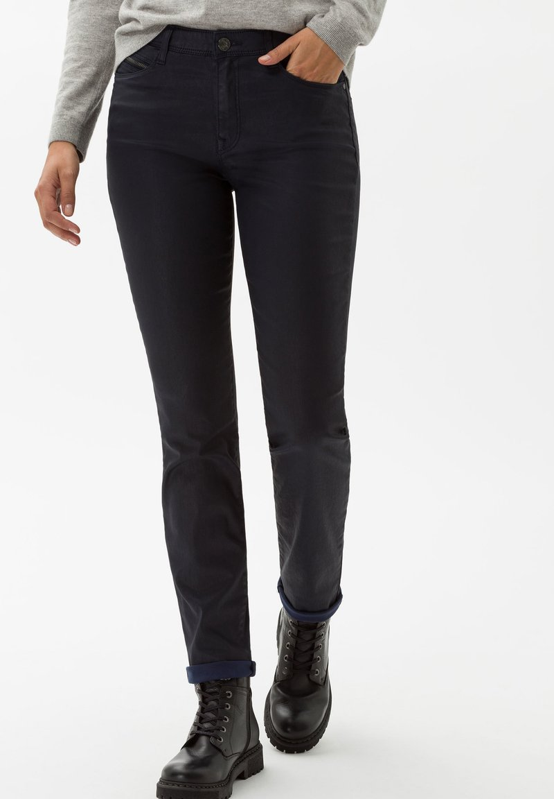 BRAX - STYLE SHAKIRA - Jeans Skinny Fit - clean navy