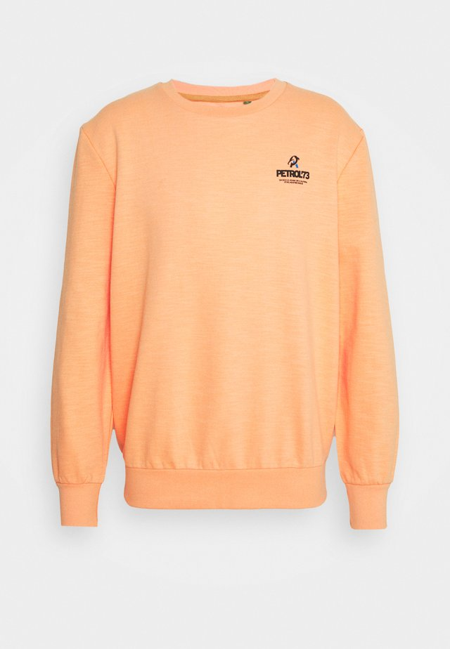 Sweatshirts - orange smoothy