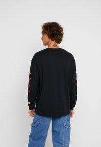 Jordan - RIVALS CREW - Langærmede T-shirts - black - 2
