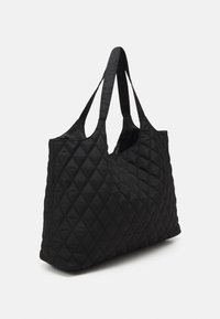 Pieces - PCDOLLI WEEKEND BAG - Taška na víkend - black