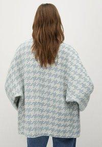 Mango - KIM - Summer jacket - himmelblau - 2