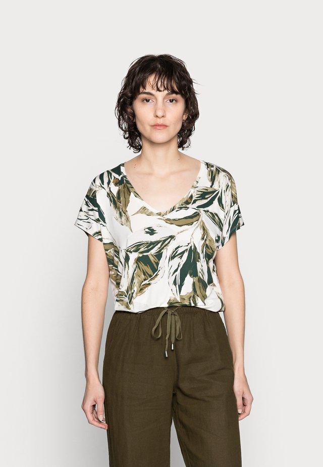 ICALINA - T-shirt print - green