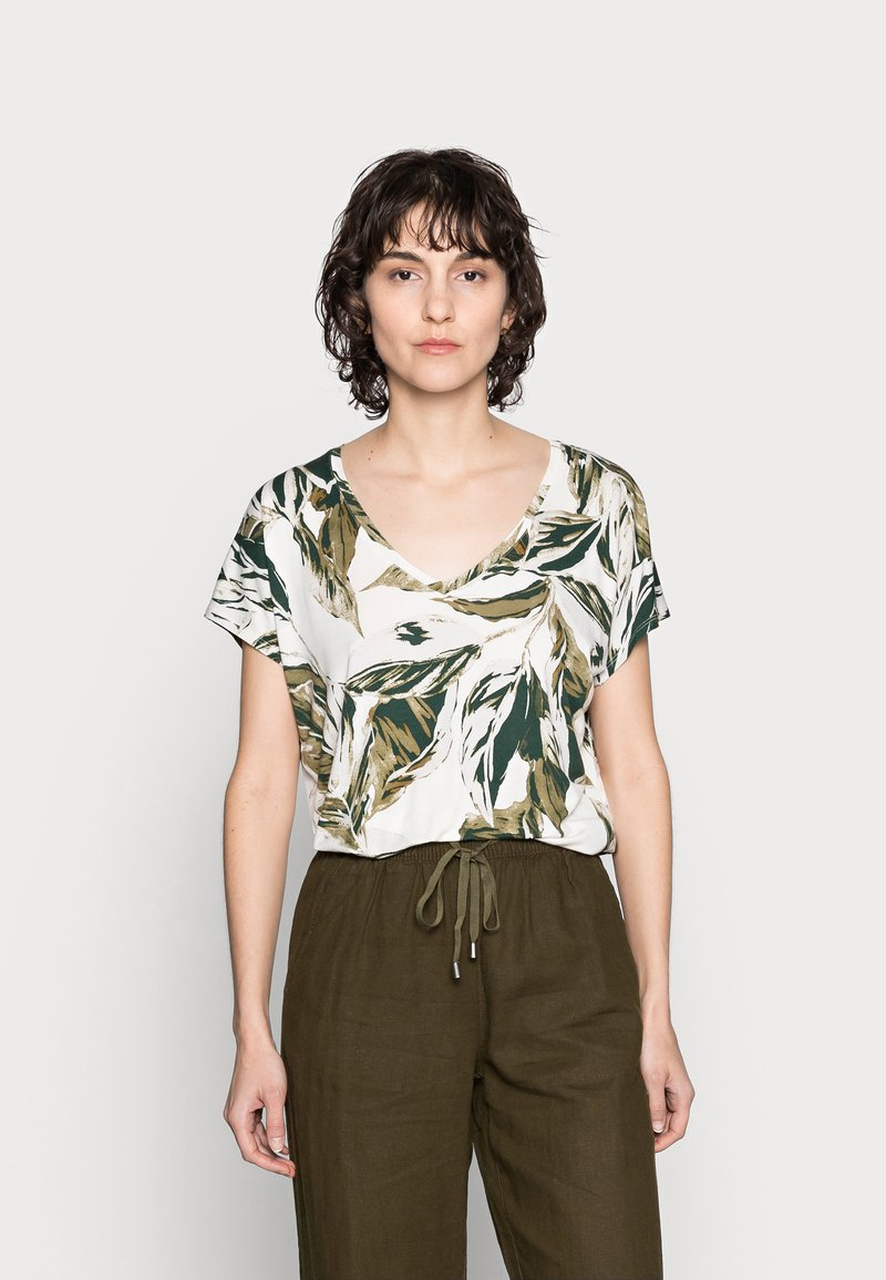 Part Two - ICALINA - Print T-shirt - green