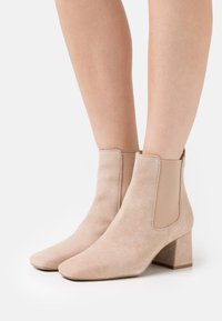 Zign - Classic ankle boots - nude - 0
