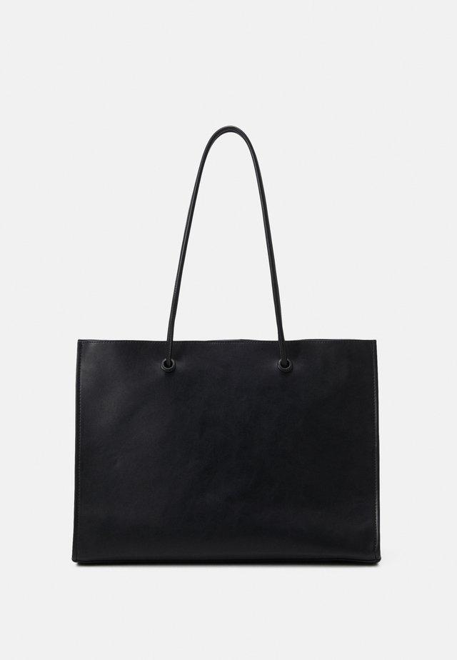 TAMILA - Shopping bag - black