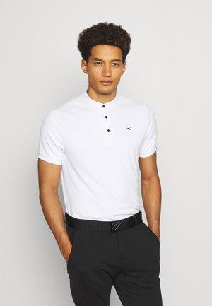 MEN LIAM EMBOSSED - T-shirt basic - white