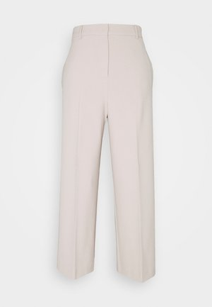 GENOVA - Trousers - sand