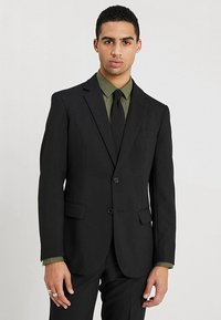 OppoSuits - KNIGHT - Traje - black - 2