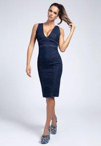 Guess - Denim dress - blau - 0