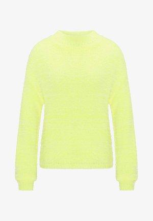 Jumper - neon green
