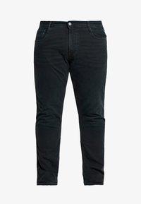 Replay Plus - Jeans slim fit - black denim - 4