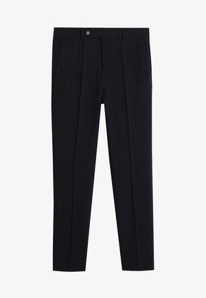 BRASILIA - Oblekové kalhoty - black